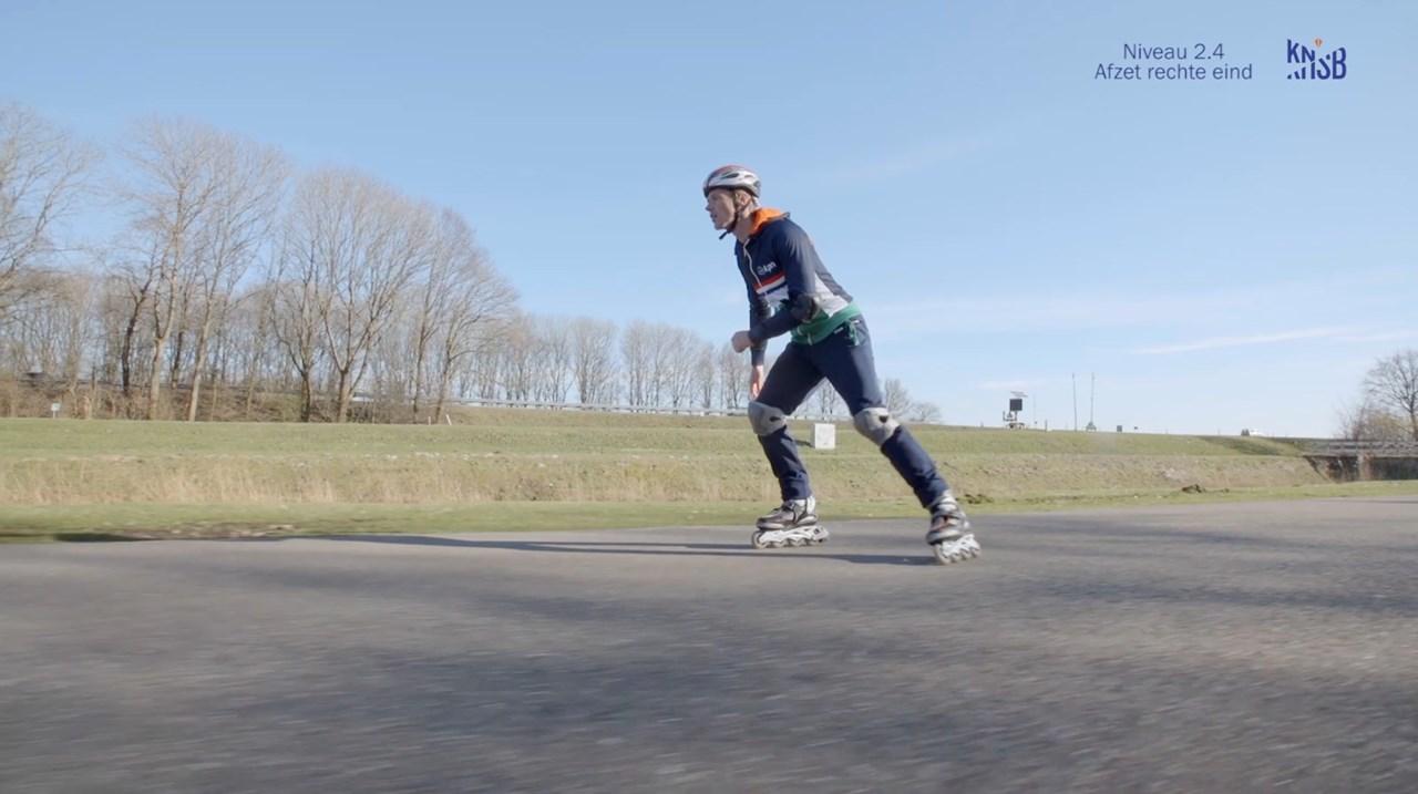 Start to Skate: niveau 2