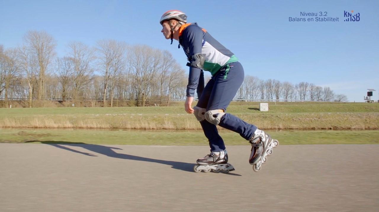 Start to Skate: niveau 3