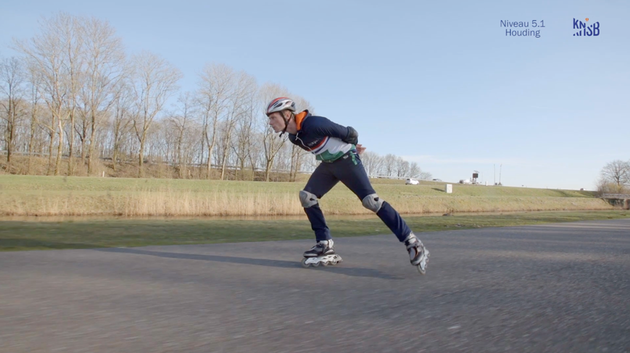 Start to Skate: niveau 5