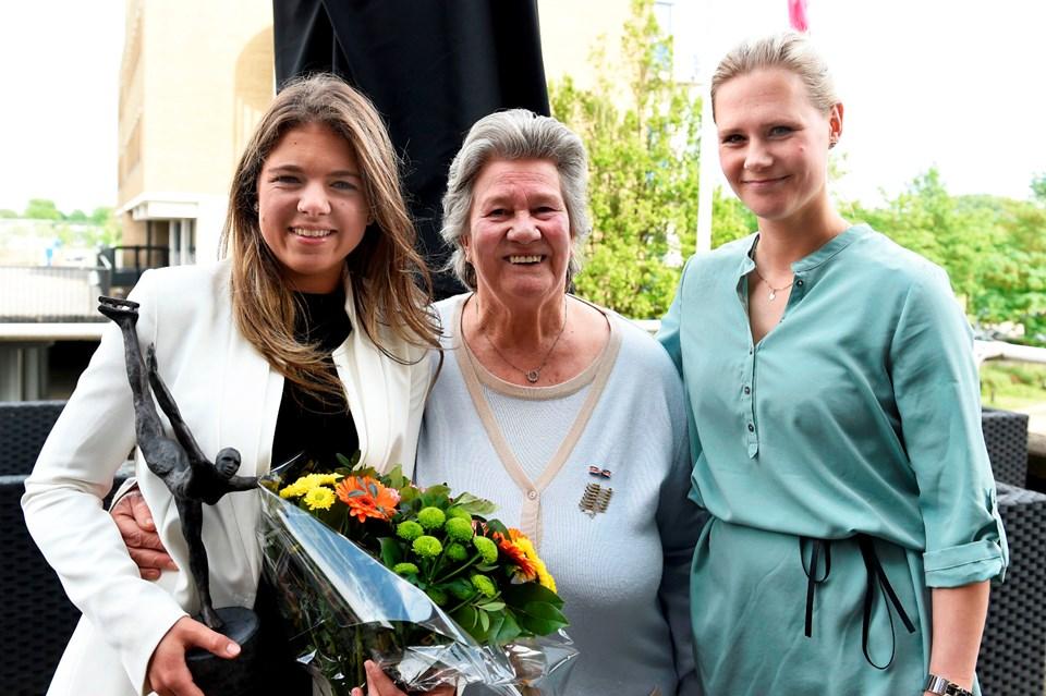 Niki Wories, Sjoukje Dijkstra, Karen Venhuizen