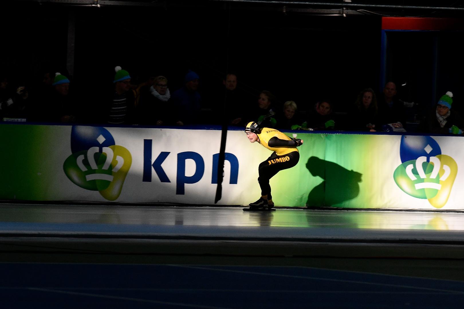 Sven Kramer KNSB Cup