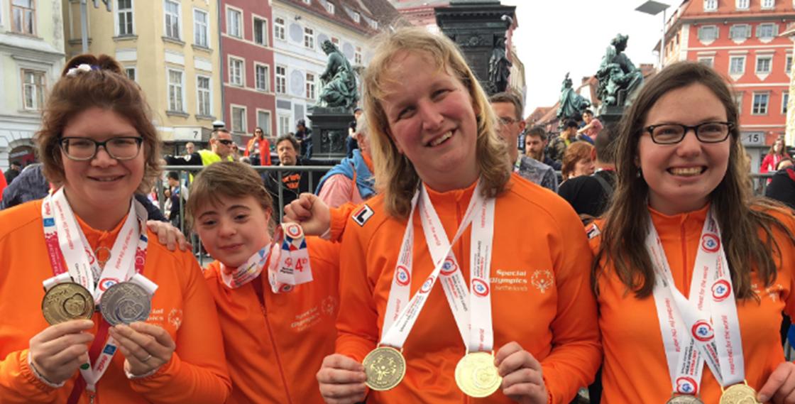 welke medailles heeft nederland