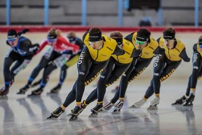 LottoNL-Jumbo mannen op ijs Inzell