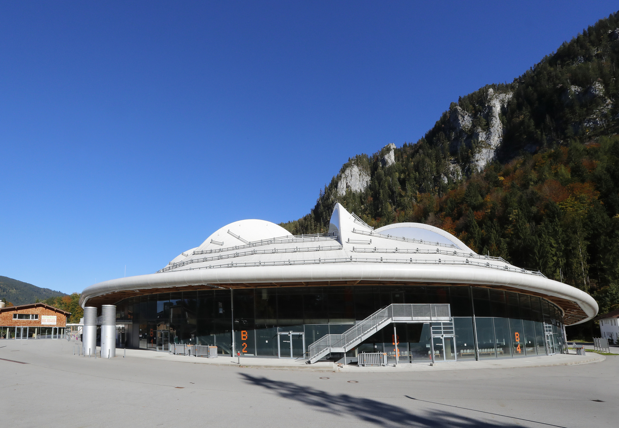 Max Aicher Arena Inzell