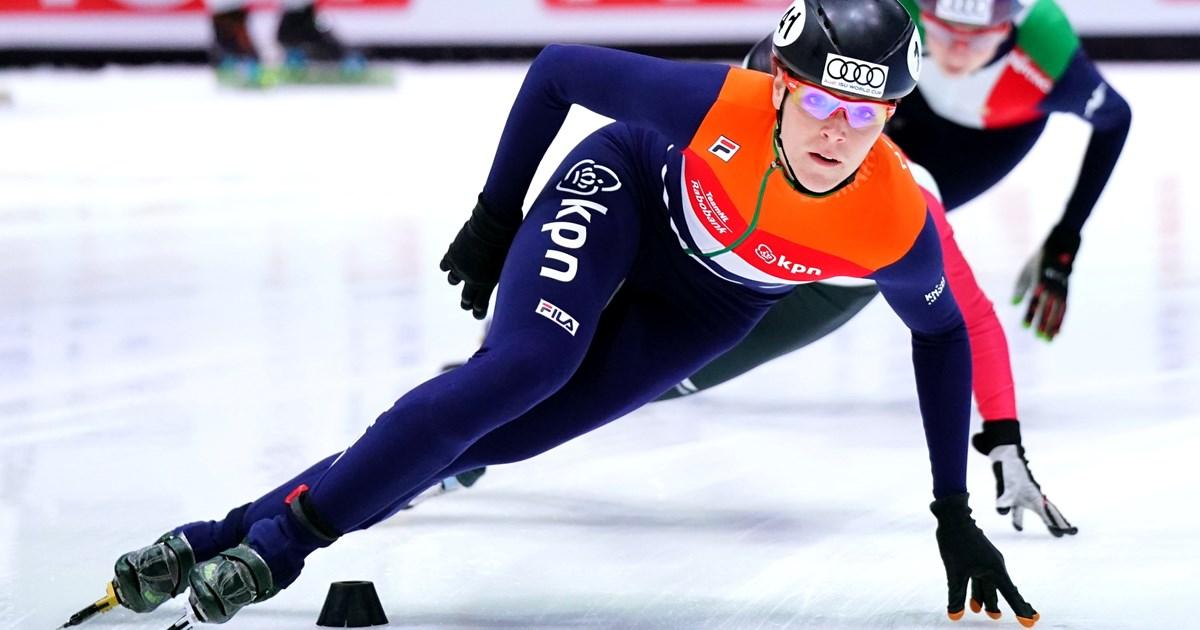 4924207e222 Multidisciplinair trainen voor de jeugd   Schaatsen.nl