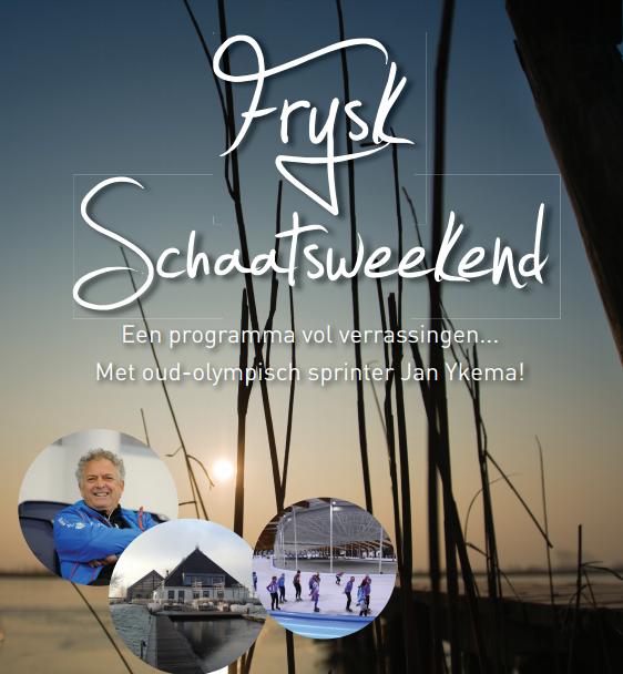 Frysk Schaatsweekend