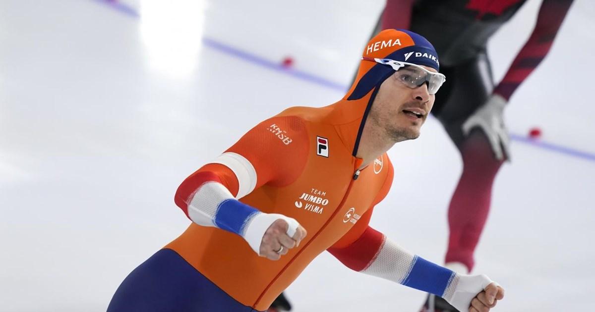 Otterspeer terug naar oude nest bij Team Reggeborgh - Schaatsen.nl